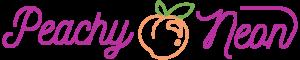 peach-neon-logo
